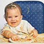 Правильное питание детей от 1 года