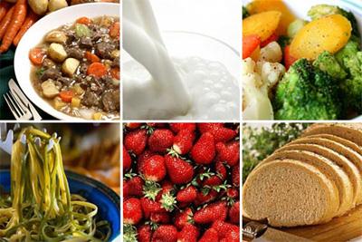 Как правильно питаться во время диеты