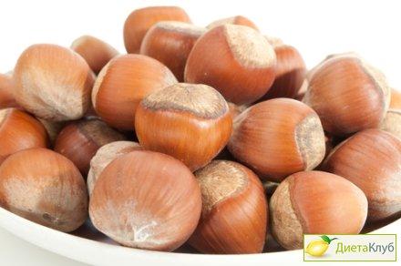 какие орехи снижают холестерин в крови