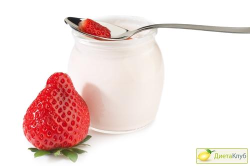 йогуртовая диета для похудения, отзывы