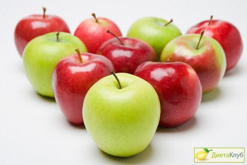 яблочная диета отзывы, результаты