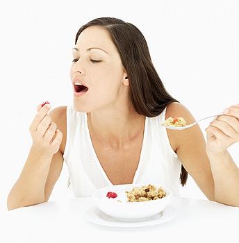 Что едят по утрам