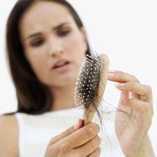 Проведите тест на выпадение волос