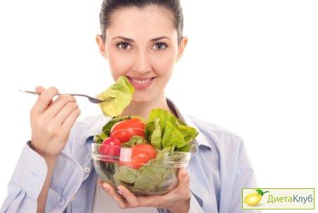 диета для кожи лица
