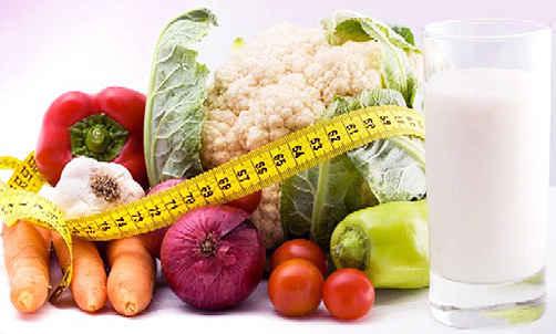 Здоровое питание для похудения.