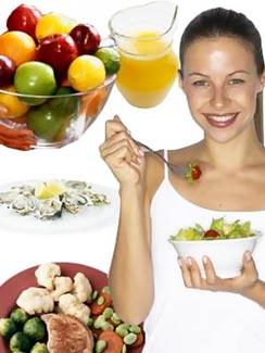 Раздельная диета фото