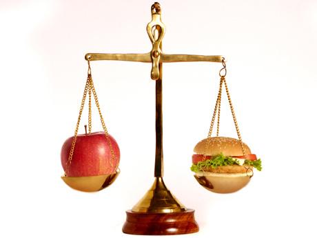 Диета для Весов
