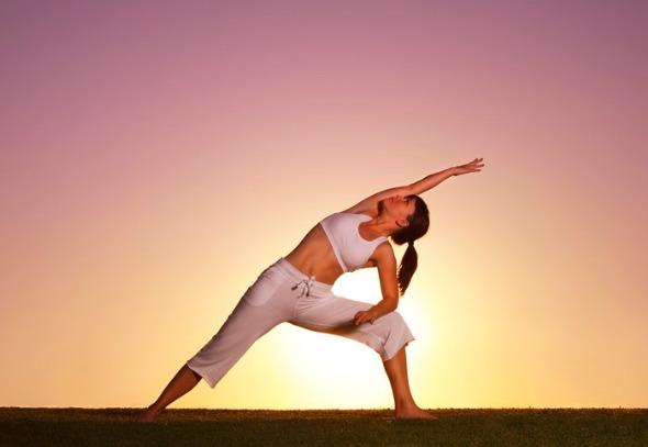 Онлайн йога для начинающих для похудения