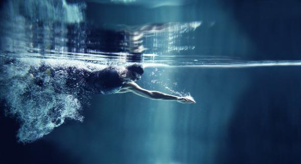 Плавание и калории