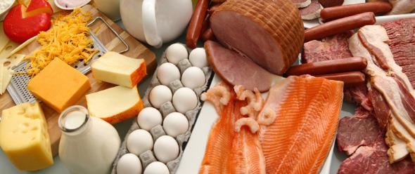 белковое питание для набора массы детям