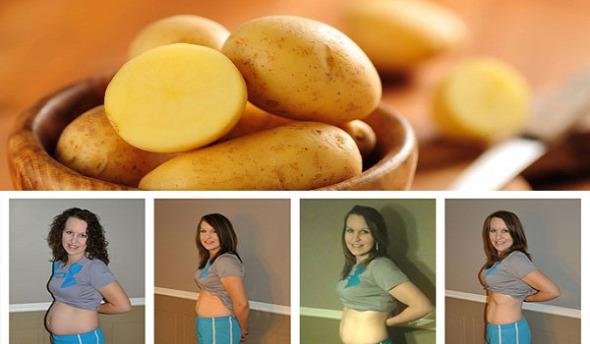 Как похудеть на картошке за неделю
